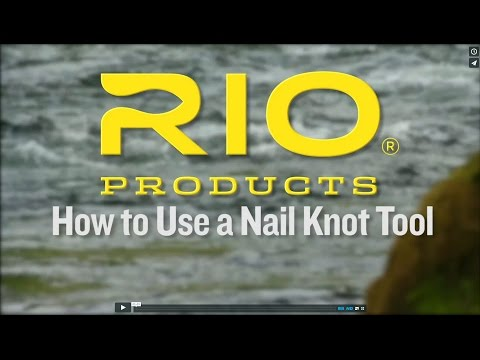tie fast knot tying tool instructions