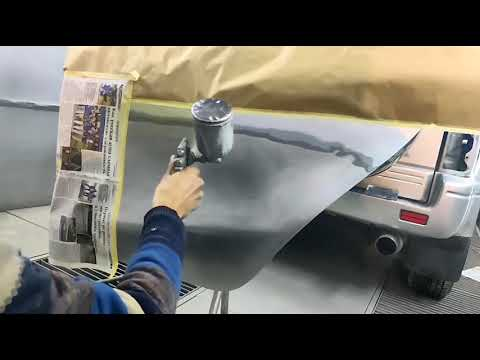 Кузовной ремонт без шпаклёвки !🤔