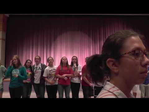 2019 Fort Recovery Middle School Idol Part 4