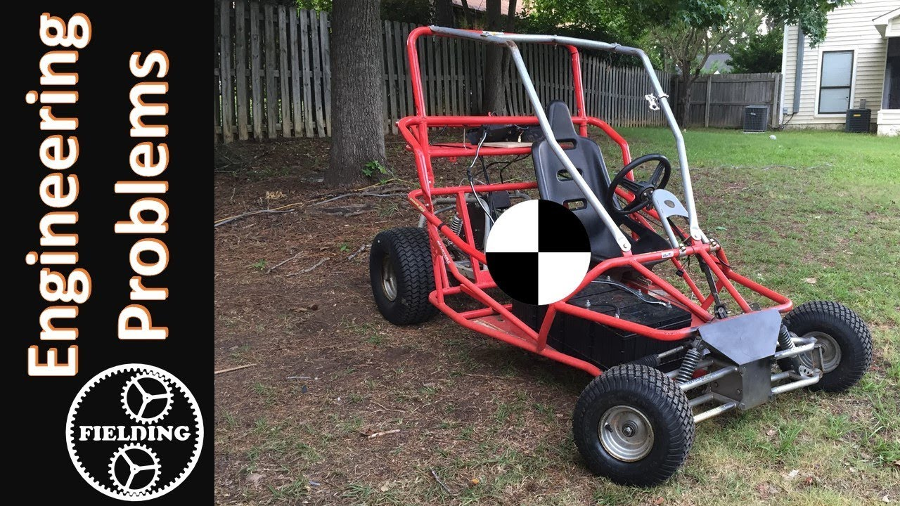 Common Problems With Making An Electric Go Kart or EBike and How I Resolved  Them  #063