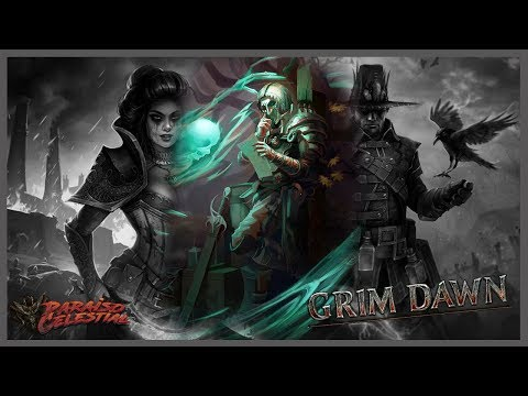 GRIM DAWN ASHES OF MALMOUTH - BUILD CABALIST SUMMONER VITALI