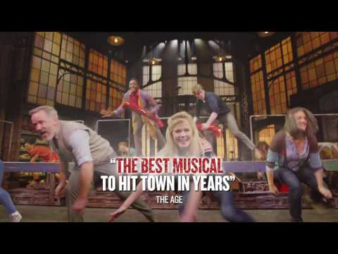 Kinky Boots: Now playing to rave reviews