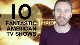 10 Fantastic American TV Shows to Learn English