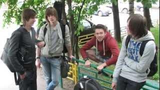 SUNDOZE Видеоотчет о поездке в Москву (31.05.12)