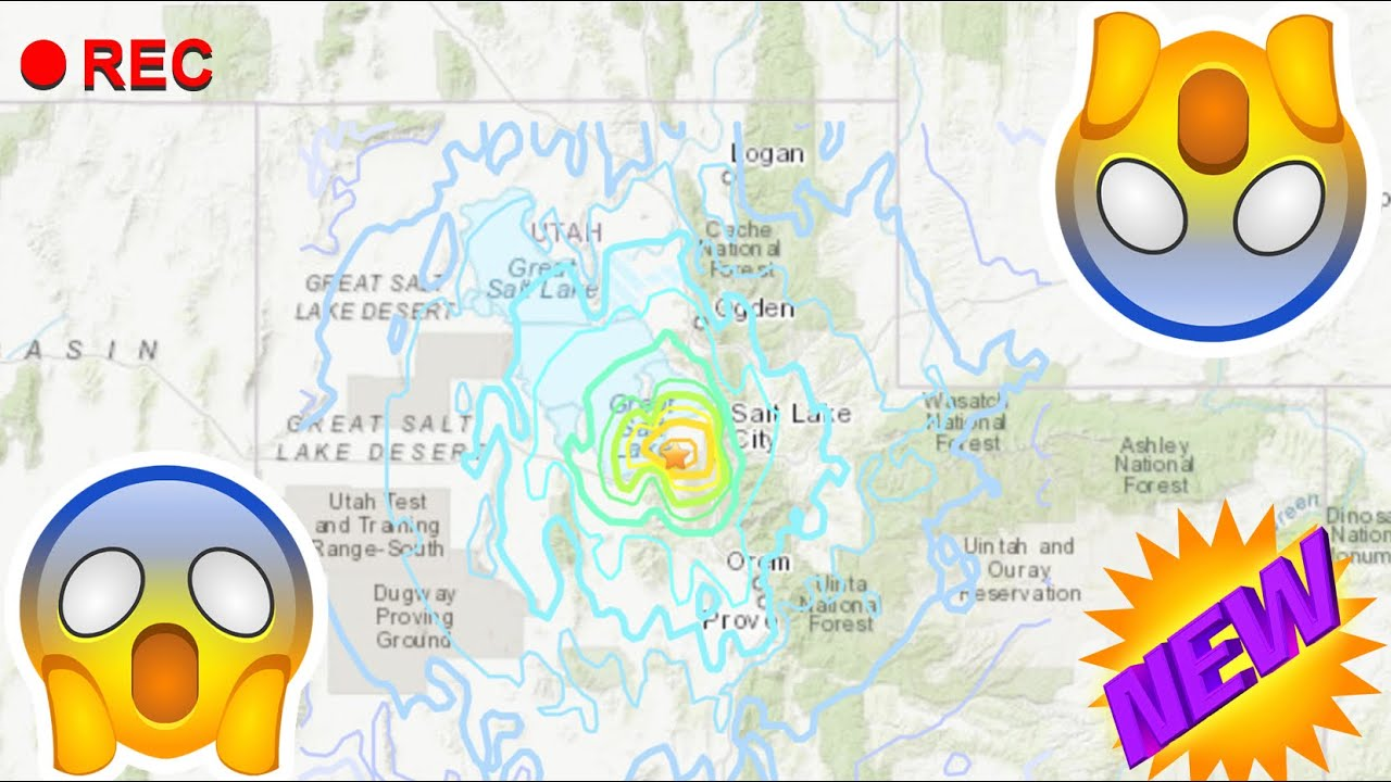 A 5.7 magnitude earthquake shakes Utah, knocking out power ...