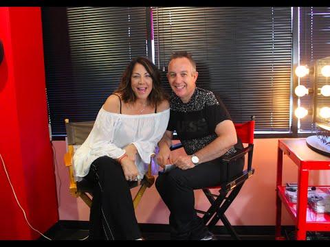 Shane Davidson talks to Marki Costello in LA.