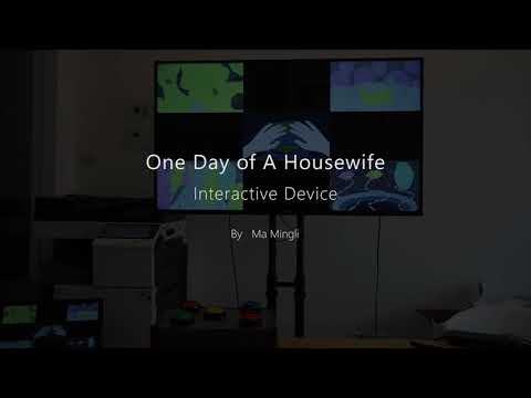 One Day of A Housewife