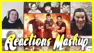 OFFICIAL Natural Born Pranksters MOVIE TRAILER - REACTIONS MASHUP (10 Reactions)