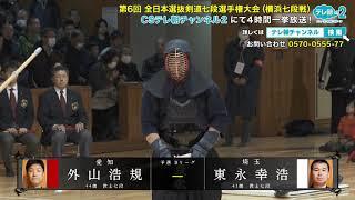 3月2日(土) ひる0:00~ 高鍋進、木和田大起、内村良一ら全日本選手権...