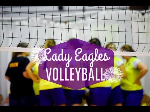 CAC Lady Eagles Volleyball vs. Christian Academy of Madison [August 17]
