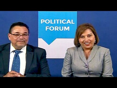 Ald. Milly Santiago | Political Forum on CAN TV