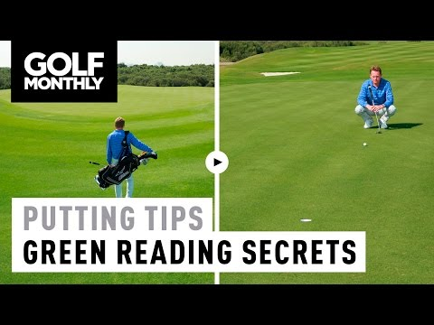 Putting Tips – Green Reading Secrets