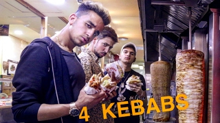 4 KEBABS (Parodia 4 Babys)