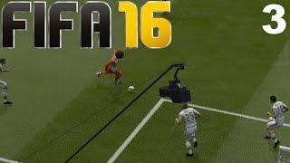 FIFA 16 Pro Club [003] K(r)ampf mit der Steuerung [DE] [1080p]