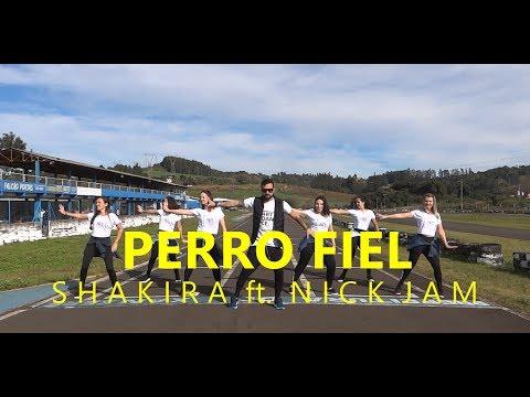 Perro Fiel - Shakira feat Nick Jam - Coreografia l Cia Art Dance l Zumba Ⓡ
