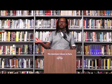 Colson Whitehead @ The American Library in Paris | 22 June 2017