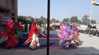 Dance performance choreographed by Jaya Singh