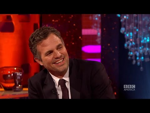 Mark Ruffalo and Jeremy Renner's Irrational Fears on The Graham Norton Show