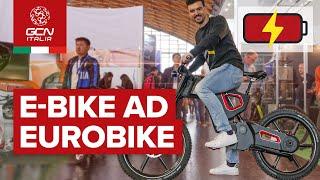 E-Bike: le novità più interessanti viste ad Eurobike | GCN Italia in fiera