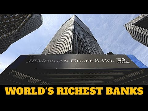 Top 10 Biggest Banks In The World 2018