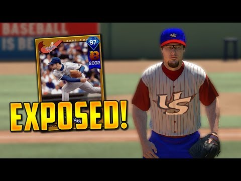 EXPOSING 97 ERIC GAGNE! MLB The Show 17 | Battle Royale