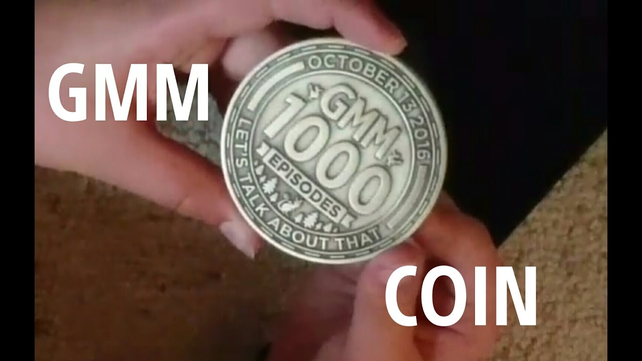signed gmm coin