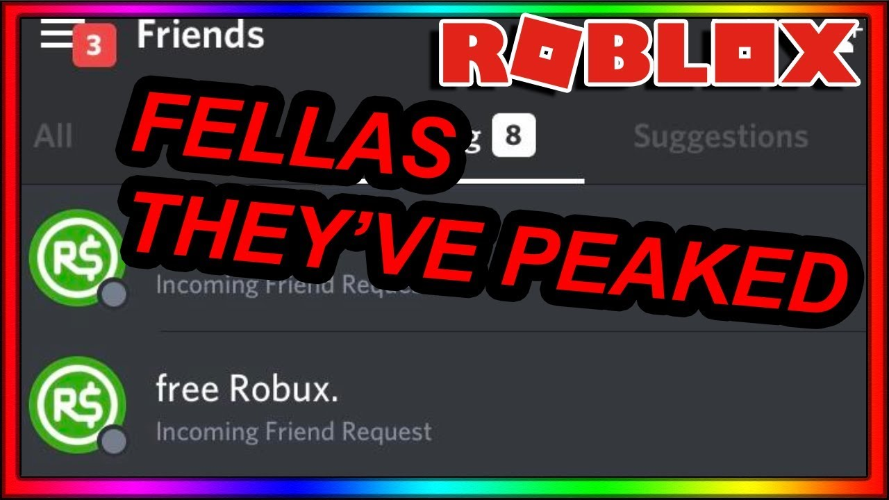 Scambots on Discord? You're joking  | Discussion | Roblox Amino