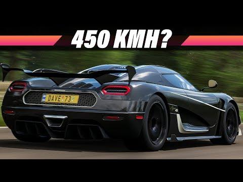 450 KM/H im Agera RS ? – FORZA HORIZON 4 Gameplay German | Lets Play 4K 60FPS Deutsch