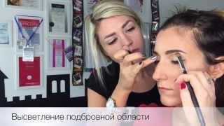 Школа макияжа: эпизоды индивидуального занятия(В этом видео вы можете увидеть как проходят наши занятия. Конечно, в этот раз я была еще и видеооператором,..., 2015-11-28T19:16:14.000Z)