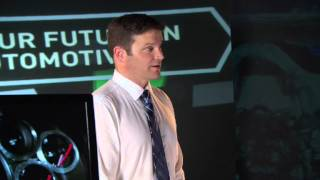 Your Future In Automotive - Toby Davies, Nissan Technical Centre Europe