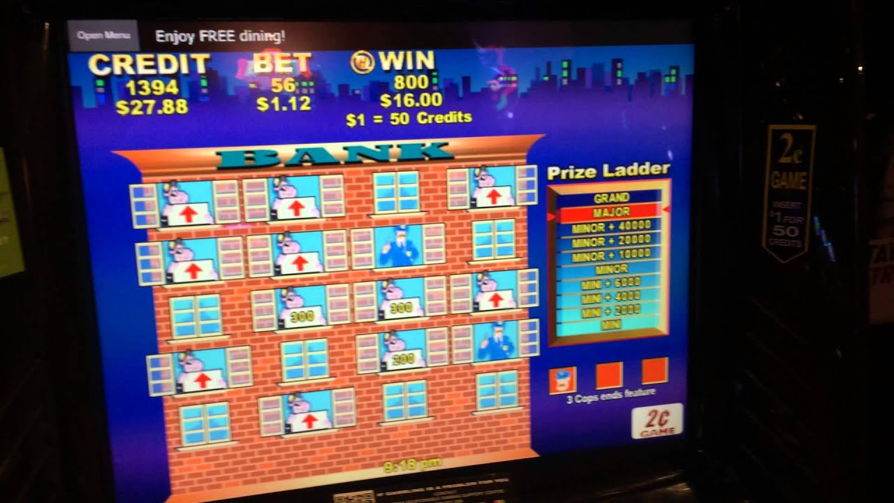 Bank buster slot machine tips top 10 online casino in philippines