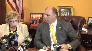 Sweeney, Weinberg Respond to Gov. Christie