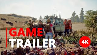 X018 - State of Decay 2 Zedhunter Trailer | 4K
