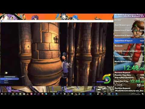 [Speedrun] Kingdom Hearts BBS: 0.2 | Any% Beginner - 26:53 {Not Actual PB}