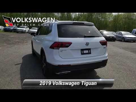New 2019 Volkswagen Tiguan SEL, Monroeville, NJ 194051