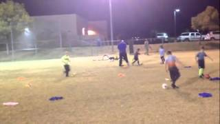 u6 and u8 soccer practice ideas for youth soccer