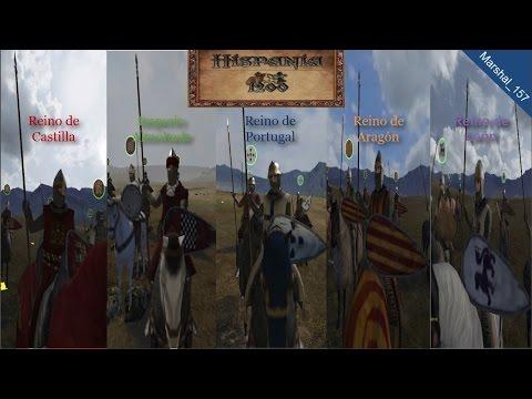 HISPANIA 1200 (Warband mod - Preview especial) - Parte 1
