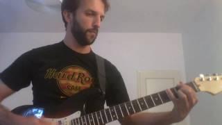 Video Led Zeppelin - Black Dog Guitar Cover download MP3, 3GP, MP4, WEBM, AVI, FLV Juni 2018