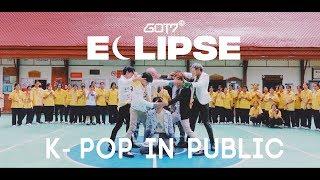 [KPOP IN PUBLIC] GOT7 - ECLIPSE Cover By DP Growth From Thailand พวกเราเต้นได้แล้ว #เด็กไทยอยากบิน