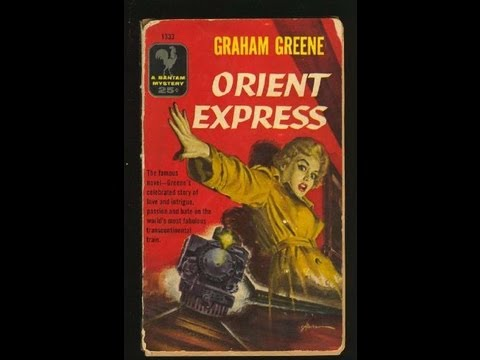 Book Recommendation: Orient Express by Graham Greene