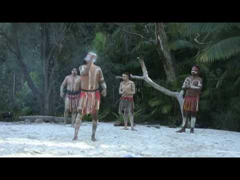 Australian Aboriginal Fire Dance thumbnail