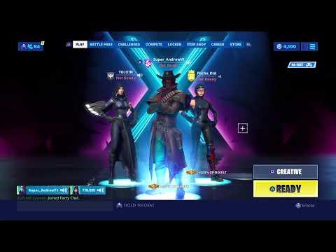 Fortnite Deadfire Skin Gameplay!!!