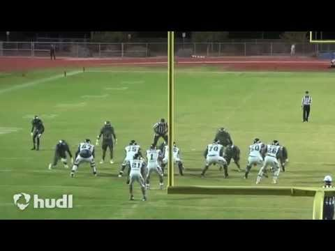 freshman SHANE RICHARDS Football highlights  of 2014 NEW MEXICO MILITARY INSTITUTE