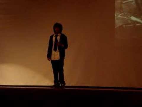 """Hurt So Bad""-2007 Chinese Karaoke Contest"