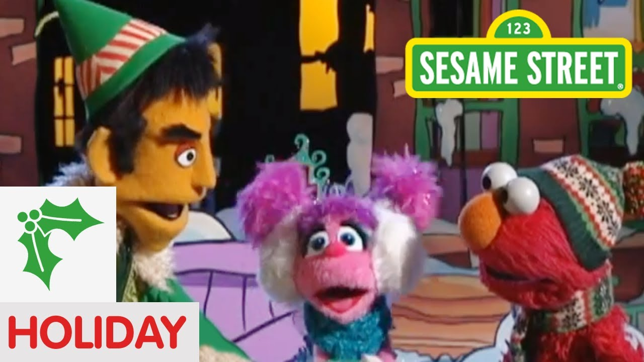 Sesame Street: Elmo's Christmas Wish - YouTube