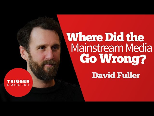 Where Did the Mainstream Media Go Wrong? - David Fuller of Rebel Wisdom