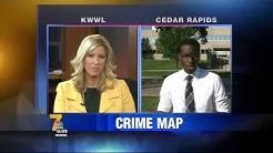 Cedar Rapids crime map shows how safe neighborhoods really are LIVE