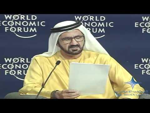 Mohammed bin Rashid speech at World Economic Forum