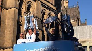 Fourmidable | Man City Champions parade