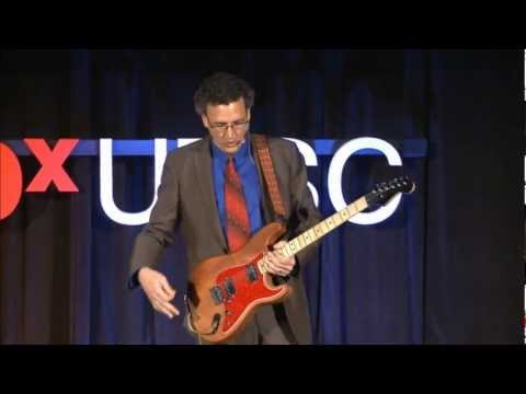 What My Guitar Taught Me About Improving Education: Steve Joordens at TEDxUTSC